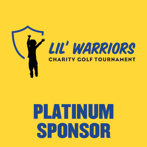 Platinum Sponsor - LIL' WARRIORS - Battle of the Rivals Golf Tournament