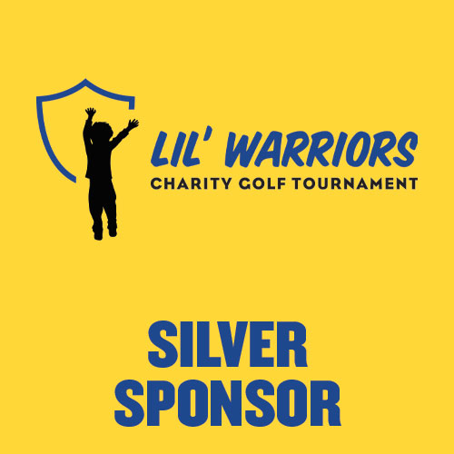 Silver Sponsor - LIL' WARRIORS - Battle of the Rivals Golf Tournament